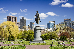 Boston, Massachusetts at the Public Garden in the spring time..jpeg