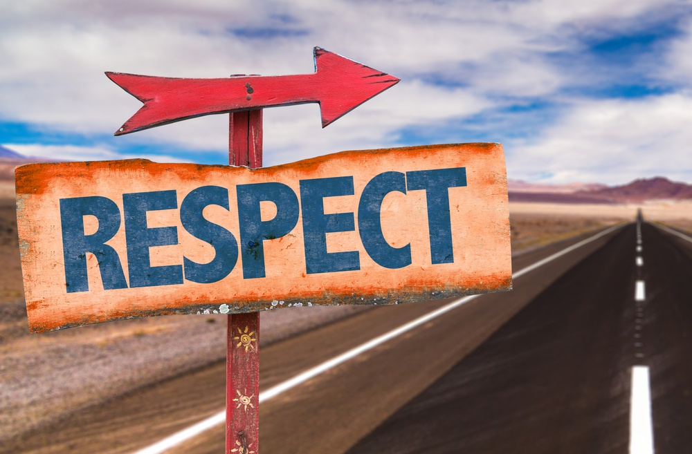 Respect sign with road background.jpeg