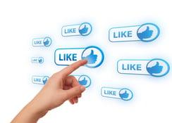 woman hand pressing Social Network icon.jpeg