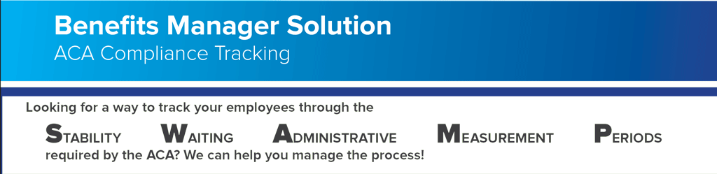 Benefits Manager Solution