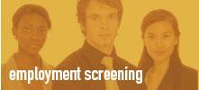 Employeement Screening