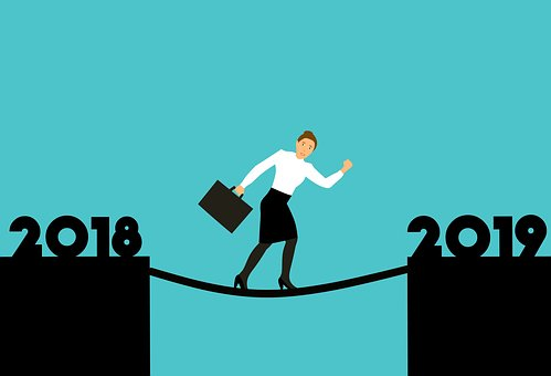 Ready or Not, 2019 is Almost Here!